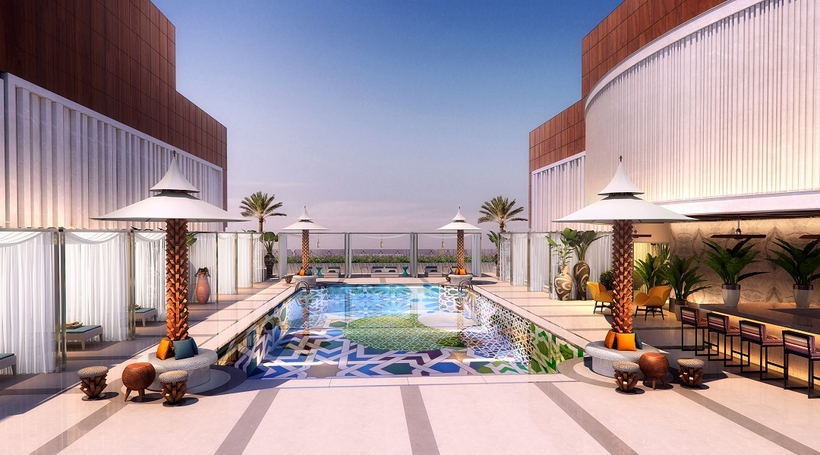 Khalid Shafar to design palm trees for Dubai's first Andaz hotel